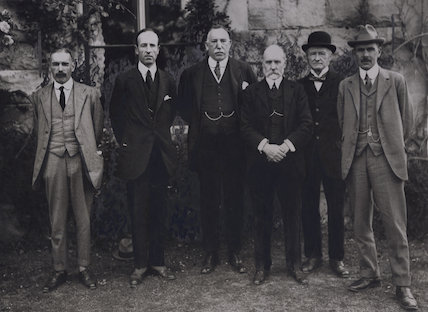 The Ulster Cabinet, 1920