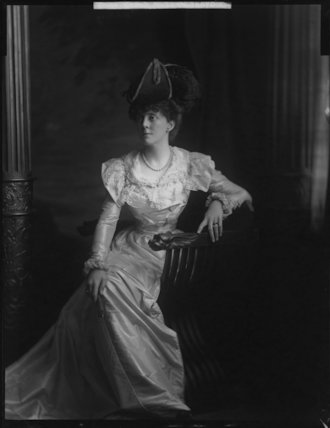 Lady Sarah Isabella Augusta Wilson (née Spencer-Churchill)