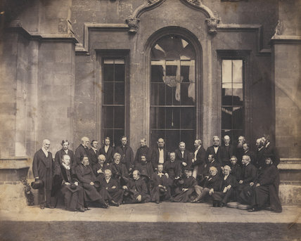Group at the Church Congress