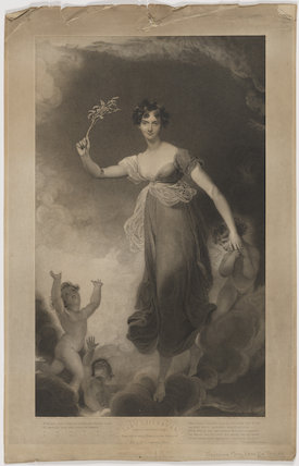 Georgina Mary (née Cottin), Lady De Tabley