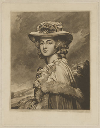 Unknown sitter ('Mrs Devonport')