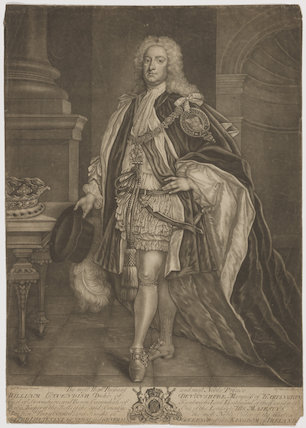 William Cavendish, 3rd Duke of Devonshire