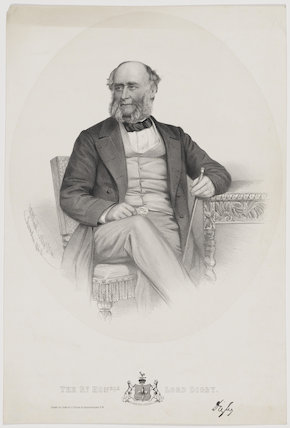 Edward St Vincent Digby, 9th Baron Digby