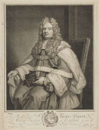Thomas Parker, 1st Earl of Macclesfield