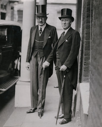 George Herbert Hyde Villiers, 6th Earl of Clarendon; Rowland Thomas Baring, 2nd Earl of Cromer