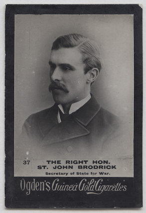(William) St John Fremantle Brodrick, 1st Earl of Midleton
