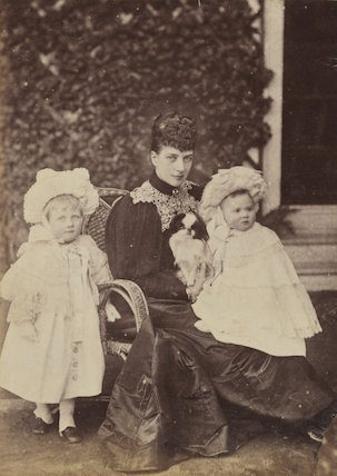 Princess Alexandra, Princess Arthur of Connaught; Queen Alexandra; Princess Maud, Countess of Southesk