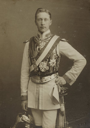 Wilhelm, German Crown Prince and Crown Prince of Prussia