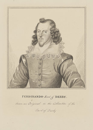 Ferdinando Stanley, 5th Earl of Derby