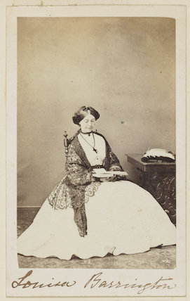 Louisa (née Higgins), Viscountess Barrington