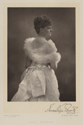 Frances Evelyn ('Daisy') Greville (née Maynard), Countess of Warwick when Lady Brooke