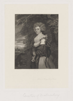 Harriet Maria Harris (née Amyand), Countess of Malmesbury