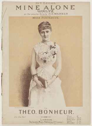 May Fortescue (née Finney)
