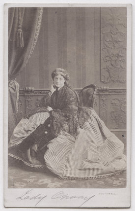 Eliza Price Noble (née Campbell), Lady Otway (later Mrs Leathem)