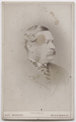 Unknown man, formerly known as Philip Reginald Cocks, 5th Baron Somers