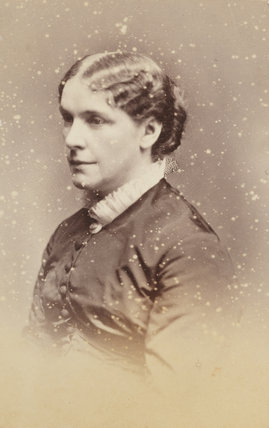 Mary Thomas (née Whitall)