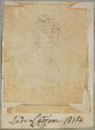 Mary Clements (née Bermingham), Countess of Leitrim