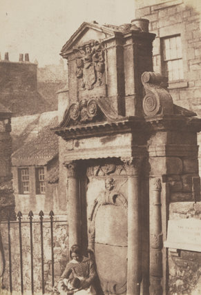 A Tomb in Greyfriars, Edinburgh