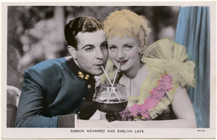 Ramon Novarro and (Elsie) Evelyn Laye in 'The Night is Young'