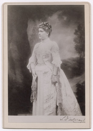 Lillian Warren ('Lily', née Price), Duchess of Marlborough (later Lady Beresford)