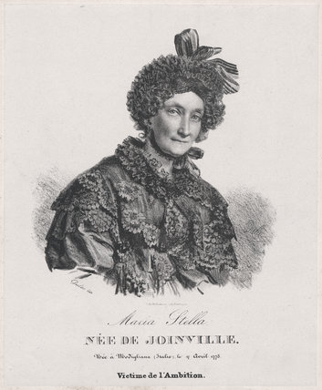 Maria Stella Wynn (née Chiappini), Lady Newborough (later Baroness Ungern-Sternberg)