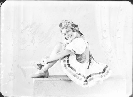Helen ('Bunty') Kelley (later Bernstein)