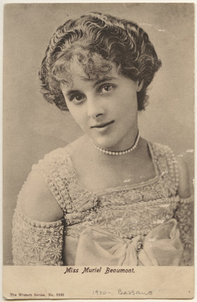 'Muriel Beaumont', Lady Du Maurier
