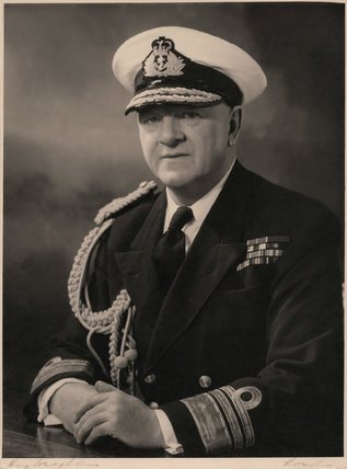 Sir (Robert) Cyril May