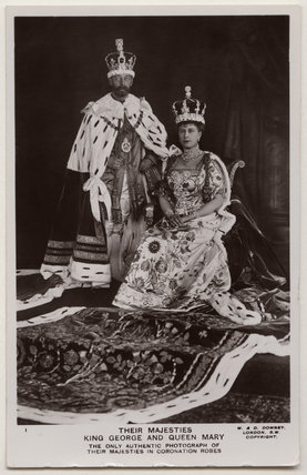 King George V; Queen Mary