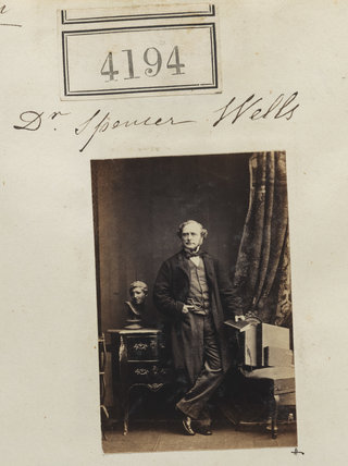 Sir Thomas Spencer Wells, 1st Bt