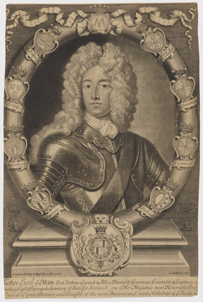 John Erskine, 22nd or 6th Earl of Mar
