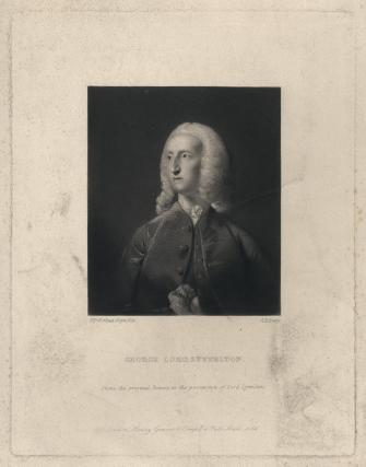 George Lyttelton alamy