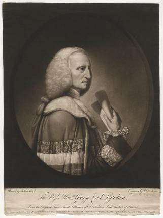 George Lyttelton lord lyttelton