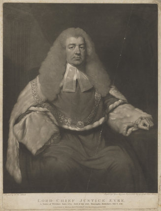 Sir James Eyre