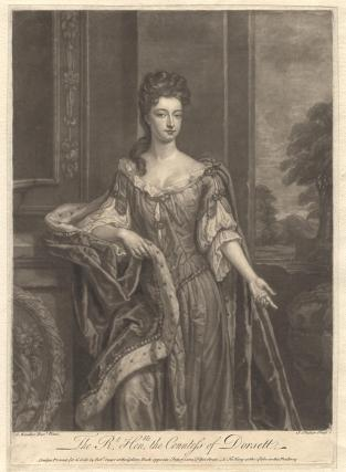 Mary (née Compton), Countess of Dorset