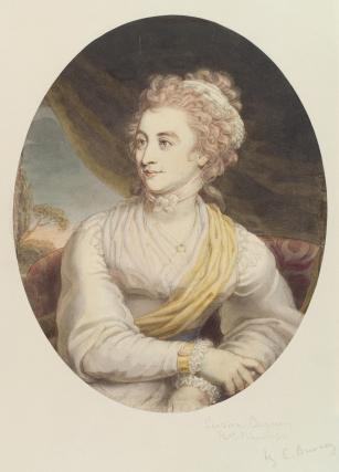 Susanna Phillips (née Burney)