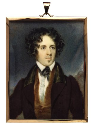 Unknown man, formerly known as Benjamin Disraeli, Earl of Beaconsfield