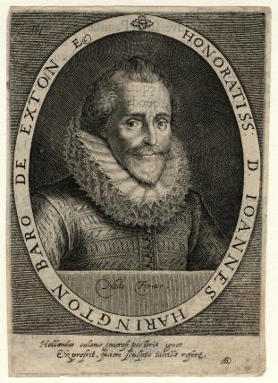 John Harington, 1st Baron Harington of Exton by Magdalena ...