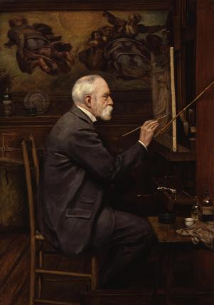 Sir Edward John Poynter, 1st Bt