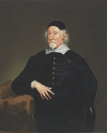 Unknown man, formerly known as Charles Gerard, 1st Earl of Macclesfield