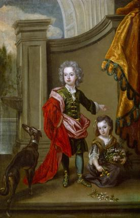 Richard Boyle, 3rd Earl of Burlington and 4th Earl of Cork; Lady Jane Boyle