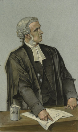Charles Arthur Russell, Baron Russell of Killowen
