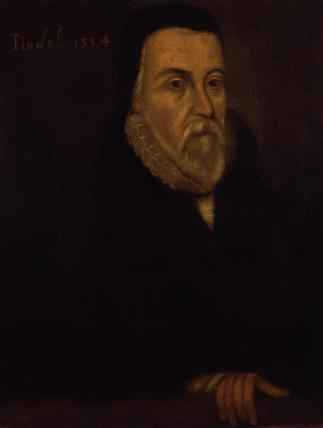Unknown man, formerly known as William Tyndale