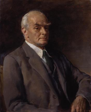 Sir Edward Howard Marsh