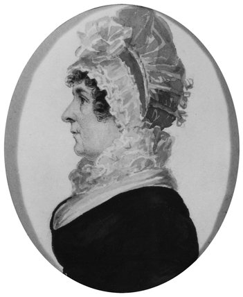 Sarah Peacock (née Love)