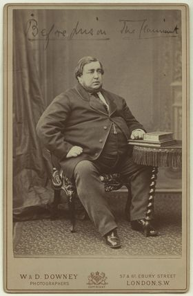 'Before Prison - The Claimant' (Arthur Orton)