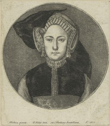 Queen Mary I when Princess Mary