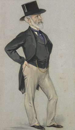 Sir Charles Clow Tennant, 1st Bt