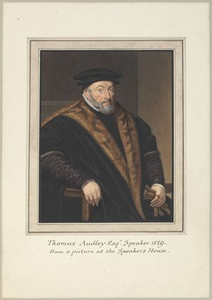 Thomas Audley, Baron Audley of Walden