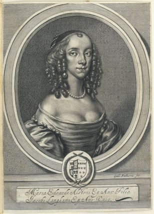 Lady Mary Langham (née Alston)